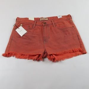 NWT- BIG STAR Sunfire Cloud 9 Boyfriend shorts